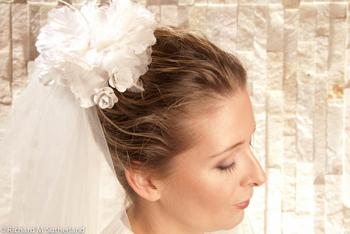 Bridal Loose Up-do