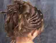Matric Hairstyling
