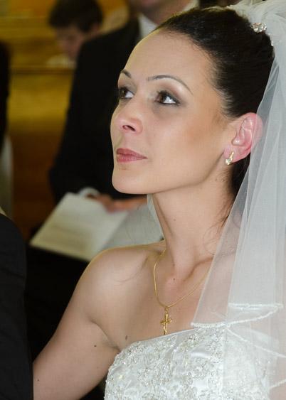 Natalie Wedding Makeup