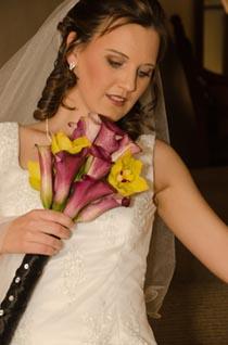 Michelle wedding makeup